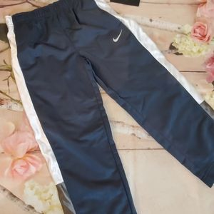 nwt nike athletic sweatpants boys 4t new